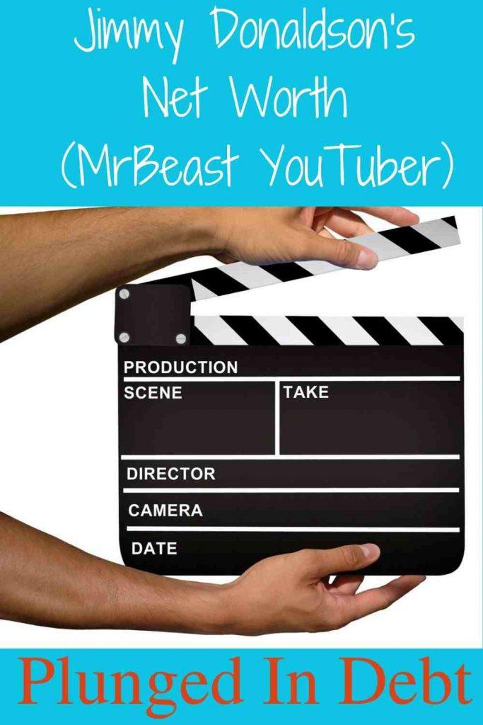 Jimmy Donaldson's Net Worth (MrBeast YouTuber)
